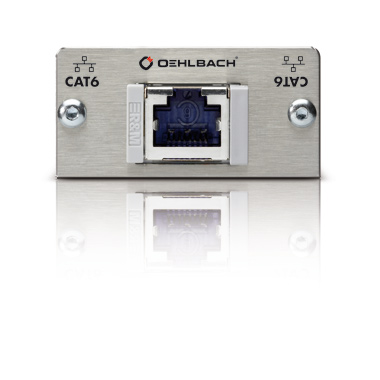CAT-6 multimedia application with LSA technology - MMT Cat 6 Product image