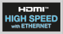 HDMI High Speed Ethernet