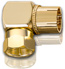 Angle adapter coaxial w / F connector - Antenna AD-F 90 Product image